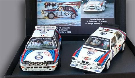 lancia delta s4 and hfi scalextricpassion