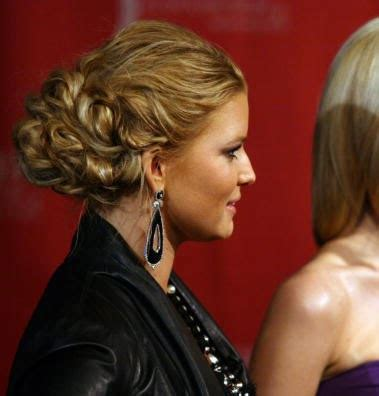bhd wedding jessica simpson hairdo chignon clip in bun 20 of our all time fave wedding hairstyle ideas which