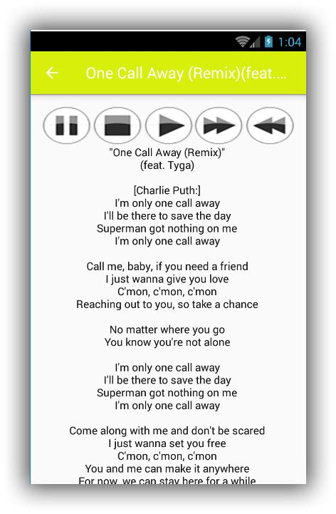charlie puth new song lyrics charlie puth dangerously song android apps on google play