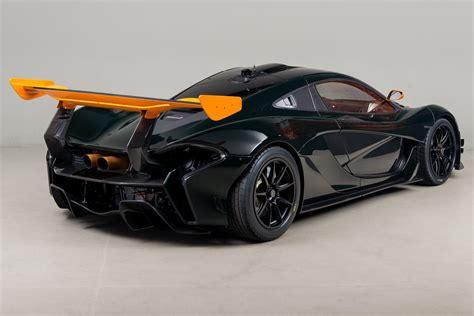 P1 Gtr by Mclaren P1 Gtr Bruce Canepa S Track Only Supercar