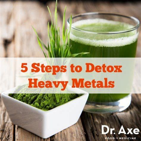Spirulina Metal Detox by Heavy Metal Detox Draxe Heavy Metal Detox And