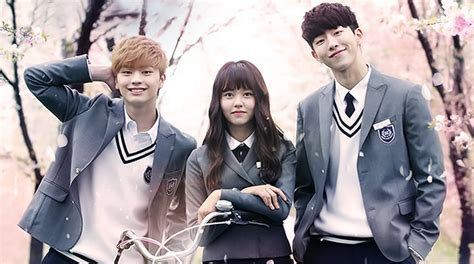 k new year episode 2015 who are you school 2015 후아유 학교 2015