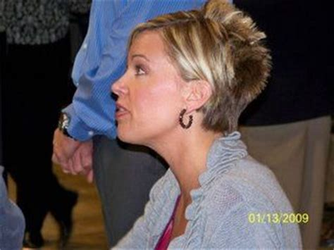 celebrity hair talk kate gosselin hairstyle front and back hair