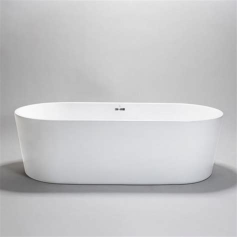 small modern freestanding bathtubs blu bathworks coco slim freestanding small acrylic