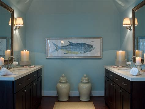 Nautical Bathrooms Decorating Ideas by Bathroom Dreamy Fish Wall Decor Nautical Bathroom