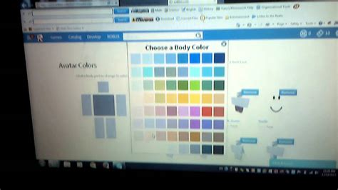 roblox skin color how to change your skin color on roblox