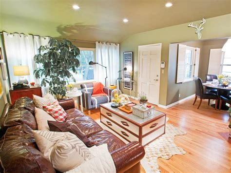 Design On A Dime Living Rooms by Photos Design On A Dime Hgtv