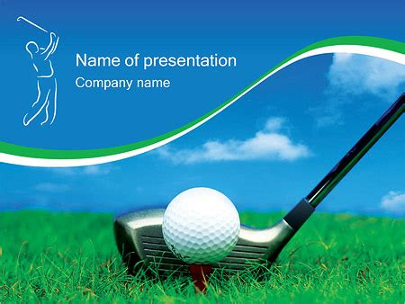 Powerpoint Templates Free Download Golf Choice Image Powerpoint Template And Layout Golf Powerpoint Template