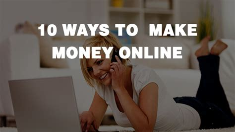 Safe Way To Make Money Online - 10 ways to make money online kabir post