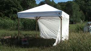 How To Build A Canopy Frame by Build A Wooden Canopy Frame For Your Broken Metal Canopy