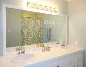 white framed bathroom mirrors modern wood interior