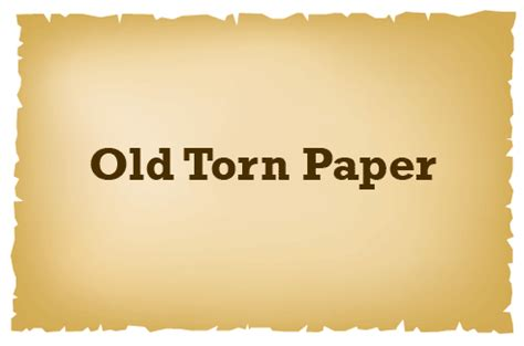 torn paper vector tutorial illustrator basics illustrator tutorial old torn paper