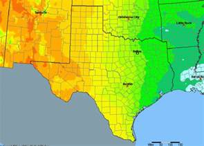 Yearly Weather In Tx United States Average Annual Yearly Climate For