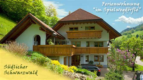 schauinsland haus ferienwohnung m 252 nstertal schwarzwald ferienwohnung