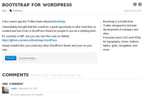 bootstrap themes free cdn 18 free responsive bootstrap themes and resources