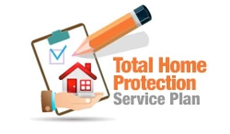 total home protection plan service warranty 55 57 monthly