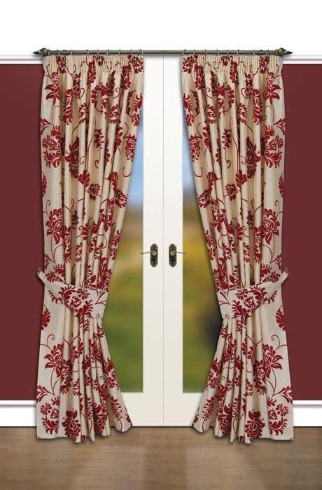 damask red curtains damask red curtains curtains24 co uk