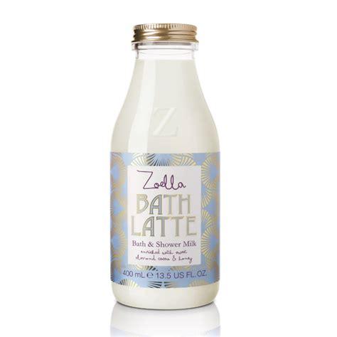 All In One Bath And Shower zoella beauty bath latte 400ml feelunique