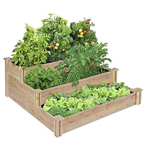 vegetable planter boxes amazoncom