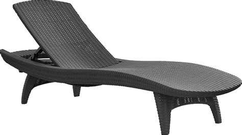 keter chaise lounge keter 2pc rattan outdoor chaise lounge chairs patio table