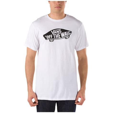 T Shirts Vans vans otw t shirt white black