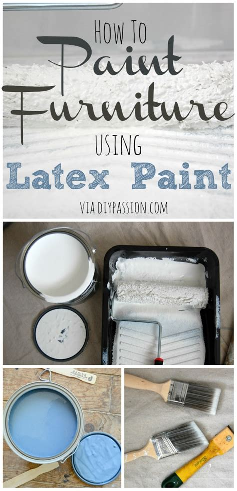 paint upholstery with latex paint how to paint furniture using latex paint