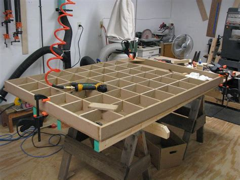 assembly table by charlie48 lumberjocks