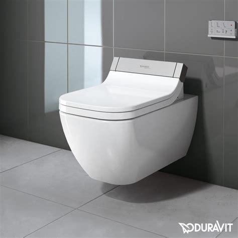 duravit toilet happy duravit happy d 2 wand tiefsp 252 l wc rimless mit sensowash