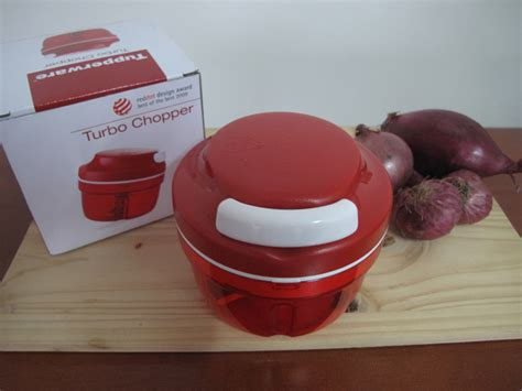 Turbo Chopper Kit product review tupperware turbo chopper jewelpie