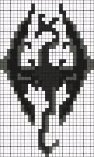 top 25 best minecraft pixel art ideas on pinterest