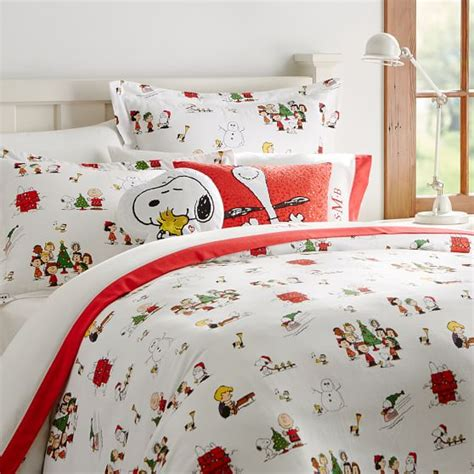 flannel comforter covers peanuts 174 flannel duvet cover sham pbteen