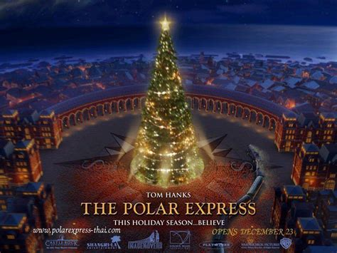 Christmas Wallpaper Polar Express | polar express wallpapers wallpaper cave