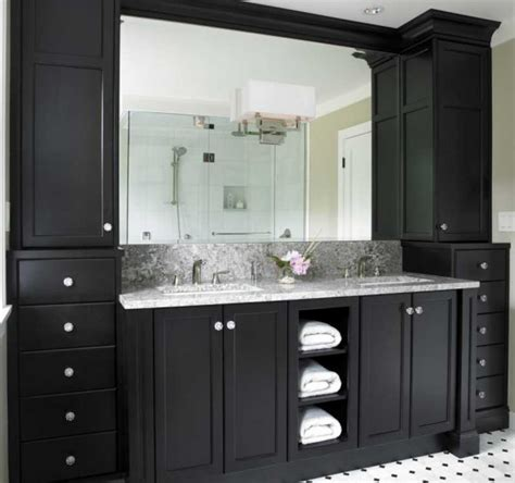 black vanity bathroom ideas bathroom vanity black marble top ideas home design