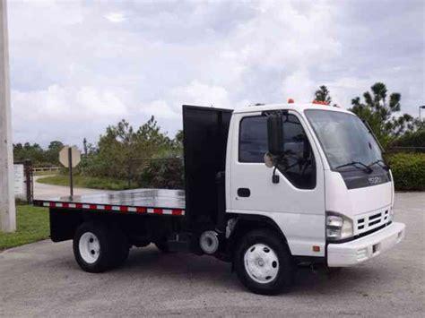 isuzu light trucks for sale isuzu npr 10ft flatbed 2007 light duty trucks