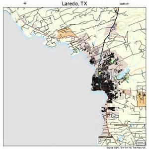 laredo map 4841464