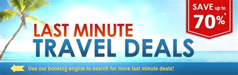 Last Minute Cabin Deals by Last Minute Travel Last Minute Travel Deals Last