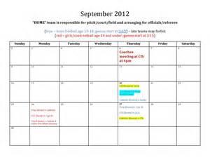 sports calendar template athletic calendar 2013 calendar template 2016