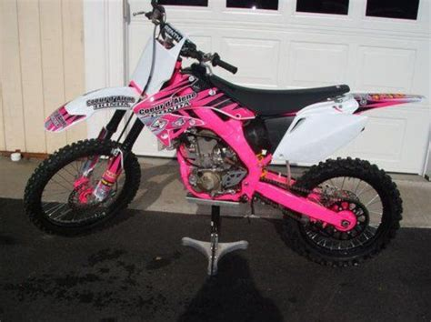 pink motocross bike 17 best images about pink motorbike like you and