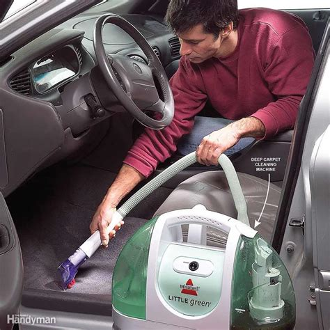 best car carpet and upholstery cleaner best car cleaning tips and tricks the family handyman