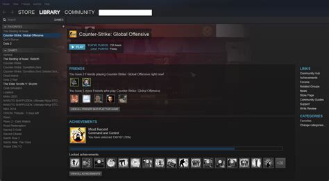 Csgo Inventory 13 steam accounts with csgo