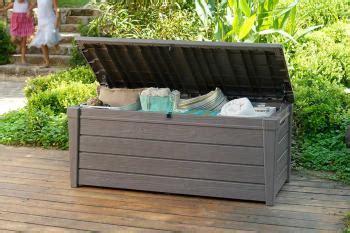 Wicker Outdoor Bench Opbergboxen Alles Voor De Tuin Bij Tuinsjop Nl