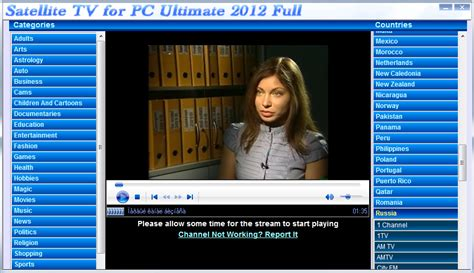 Software Tv Satelit free software satelite tv for pc ultimate 2012