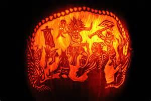 2014 halloween pumpkin carving contest diablo iii