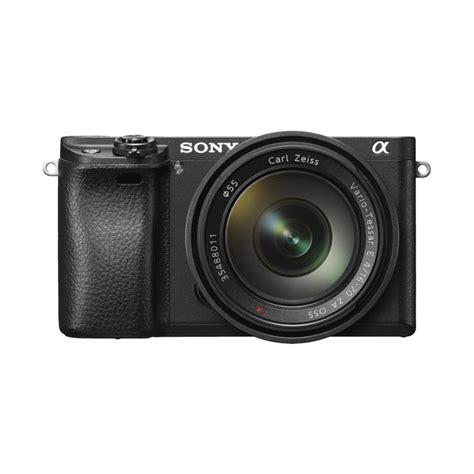 Lensa Sony Zeiss 16 70mm F4 Oss sony alpha 6300 zeiss 16 70mm f4 za oss kit systemkamera