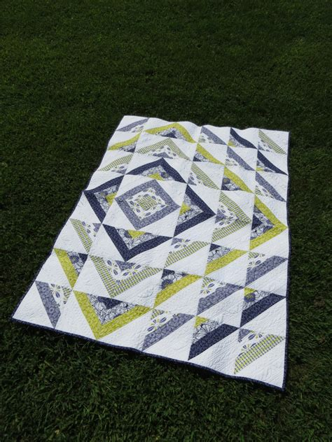 Pattern Instant instant pdf sewing pattern ripple quilt pattern