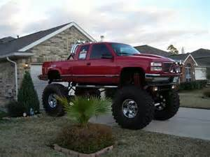 Big Truck Tires Houston Tx Lifted Truck Big Tires Out Trucks