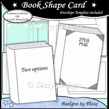 open book easel card template book shape card template 163 3 00 instant card