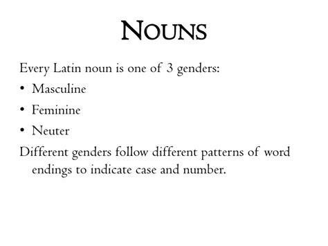 sentence patterns latin latin i lesson 01