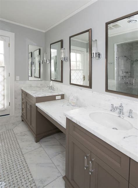 taupe bathroom kitchen lab bathrooms long bathroom elegant bathroom elegant master bath half
