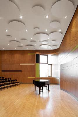 Akustik Diffusor Decke by Domsingschule In Stuttgart Akustik Kultur Baunetz Wissen